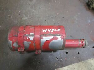 Ih Farmall W450d W400d Md Small Gas Starting Tank Good One Antique Tractor