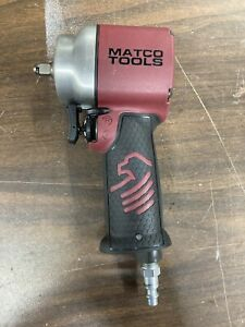 Matco Tools 3 8 9 000 Rpm Stubby Impact Wrench Mt2738 Truck Display