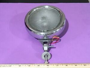 Backup Reverse Okay Pass Teleoptic Sparton Vintage Original Light Lamp 41 Chevy