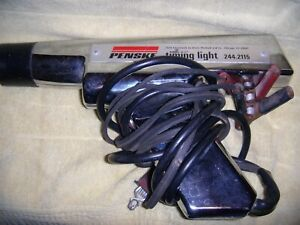 Sears Penske Timing Light Model 244 2115 Very Nice
