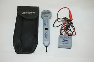 Tempo 200ep Inductive Amplifier Tone Probe Kit Wires 77hp Tracer 2 Pouch
