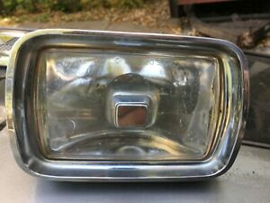 67 Barracuda Turn Signal Grille Front Used 1967 1968
