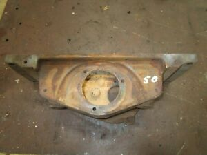 John Deere 50 Radiator Lower Tank Casting B3072r Antique Tractor