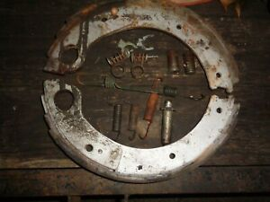 Ford Tractor 801 841 861 Brake Shoes W springs pin bushing adjuster Left Or Righ