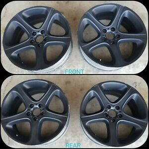 Bmw X5 E53 20 Inch Rims Oem 4 6is Style 87 Set Of 4