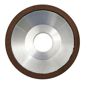 75mm Diamond Grinding Wheel Cup 180 Grit Tool Cutter Grinder For Carbide Meta f1