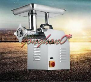 220kg h 22 commercial Stainless Steel Meat Grinder 220v Electric Meat Grinder
