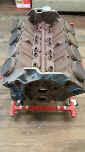 Small Block Chevy Engine Large Journal 327 302 350