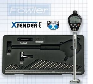 Fowler Xtender Electronic Cylinder Bore Gauge 1 4 6