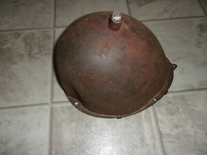 1937 1938 1939 Ford Headlight Bucket Very Solid Original