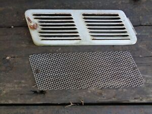 Ford Tractor 2000 4000 1963 1964 Hood Air Breather Grill Panel W screen