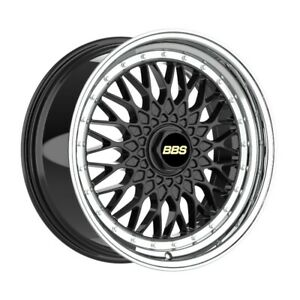 4 Wheels 18 Inch Black With Polish Lip Rims Fits 5x114 3 Jeep Liberty 2002 2012