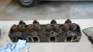 Ford 390 Fe Heads
