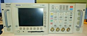 Tektronix Tds3054 Four Channel Color Dpo Oscilloscope 500mhz 5gs s