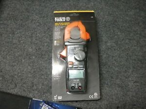 new Klein Tools 400 Amp Digital Clamp Meter Ac Auto ranging With Temp cl220