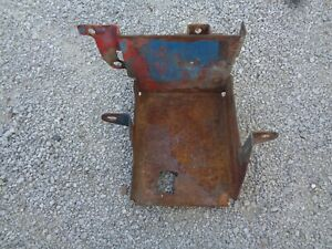 Ford Tractor Jubilee 600 800 601 801 641 861 Battery Box