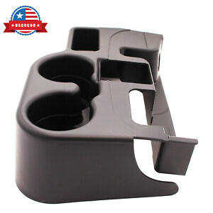 Center Console Cup Holder Ss281azaa Fits For 1999 2001 Dodge Ram 1500 2500 3500