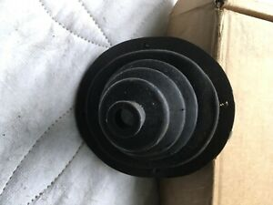 Mgb Shift Grommet Used Good Condition Black Rubber
