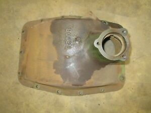 John Deere Unstyled B Rear Cover B306r Side Fill Tractor