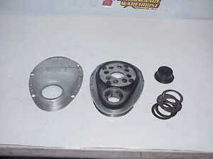 Jesel Belt Drive 2 Piece Cover From A Nascar Sb2 2 Chevy With Bbc Snout Size