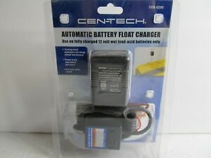 Cen Tech Battery Float Charge Maintainer 12v Batteries
