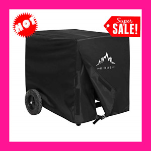 Weather Uv Resistant Generator Cover 32x 24x24 Portable 600d Durable Black