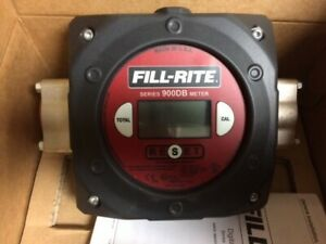 Fill rite 900cd1 5 Meter 1 1 2 In 6 To 40 Gpm