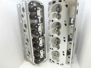 Ford Loaded Set For Roller Cam Cylinder Heads Sbf 302 190cc 62cc 2 02 1 6