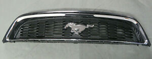 2013 2014 Mustang Gt Front Upper Grille Assembly Oem Factory Ford Original