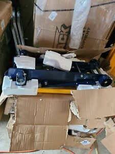 Hein Wernerheavy Duty Steel Hydraulic Service Jack With Lifting Capacity Of 3t