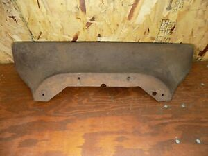 1917 1923 Model T Ford Cowl Top For Low Firewall Original Roadster Touring 1916