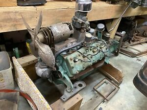 Ford V8 60 Flathead Engine