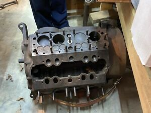 V8 60 Ford Flathead Engine