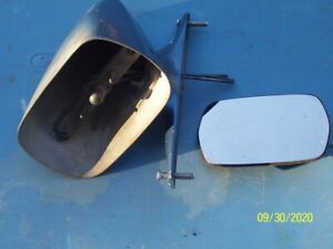 1971 73 Ford Mustang Original L h driver s Side Mirror Assembly