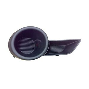 New Right Fog Light Cover Textured Fits Toyota Highlander 2008 2010 To1039120