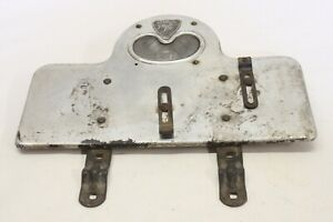 Original 1920 S 30 S Car Truck Accessory License Plate Light Mount Bracket Trog
