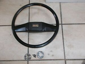Oem 73 87 Gmc Pick Up Truck Chevy C10 K10 K5 Blazer K20 Steering Wheel