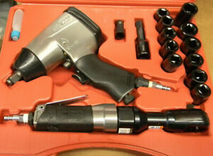 Oem Tools For Professionals 19pc Air Tool Kit 25868