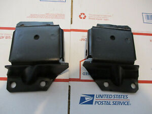 1965 1966 1967 1968 Ford Galaxie Ford Mercury Full Size S B Motor Frame Mounts