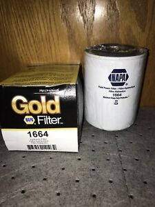 1664 Napa Gold Hydraulic Oil Filter Shipped Free