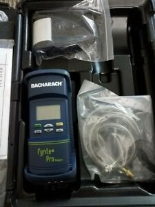 Bacharach Fyrite Pro Combustion Gas Analyzer With Wireless Printer
