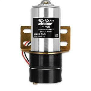 Electric Fuel Pump Mallory 22257