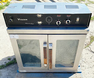 Vulcan Therm Aire Convection Oven Model Et8