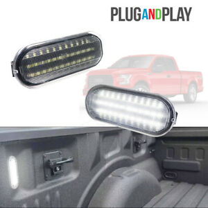Super Bright For Ford F150 F250 F350 F450 Smd Led Truck Bed Light Cargo Lamp Kit