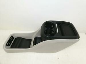 2017 2020 Chrysler Pacifica Front Floor Center Console Storage Compartment Grey