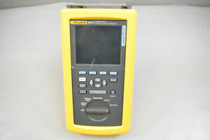 Fluke 660te Frame Relay Installation Assistant Tester no Battery Included