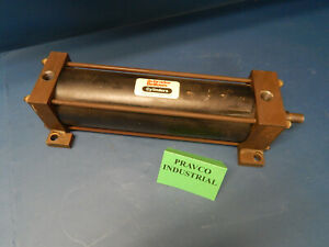 Schrader Bellows Fae110821 Pneumatic Air Cylinder 12 Stroke 250psi