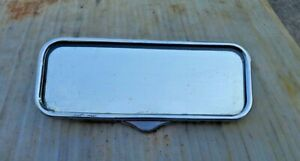 Vintage Guide 1941 48 Glare Proof Rear View Day Night Mirror Hot Rod Rat