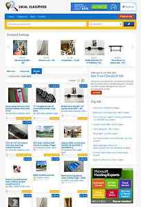 Classified Ads Website High Quality