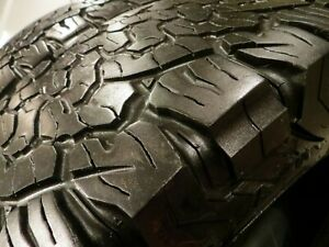 2 Two Bfgoodrich Bfg All Terrain T a Ko 2 Lt265 65r20 126 123s E 265 65 20 2246